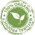 100%-organic-green-stamp